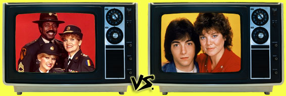 '80s Sitcom March Madness - Private Benjamin vs. Joanie Loves Chachi