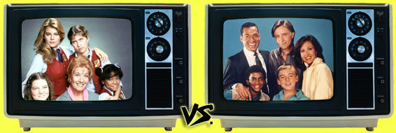 '80s Sitcom March Madness - The Facts of Life vs. Silver Spoons