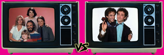 '80s Sitcom March Madness - Family Ties vs. Perfect Strangers
