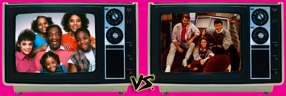 '80s Sitcom March Madness - The Cosby Show vs. My Two Dads