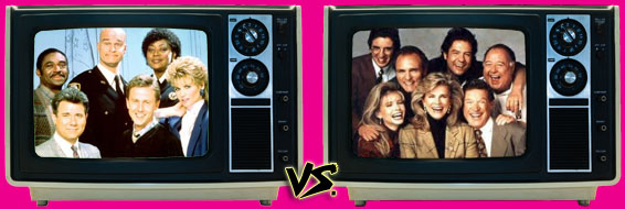 '80s Sitcom March Madness - (4) Night Court vs. (5) Murphy Brown
