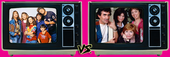 '80s Sitcom March Madness - (3) Roseanne vs. (6) One Day at a Time