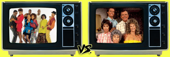 '80s Sitcom March Madness - A Different World vs. Mama's Family