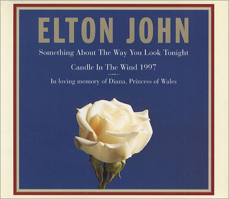 songs that kill elton john candle in the wind 1997 goodbye england 39 s rose. Black Bedroom Furniture Sets. Home Design Ideas