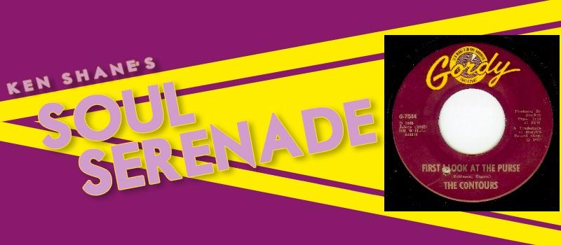 Soul Serenade - The Contours