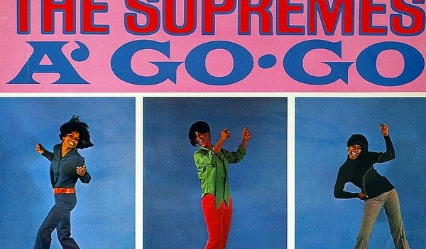 "From the cover of ""Supremes A' Go Go"" (1966)"