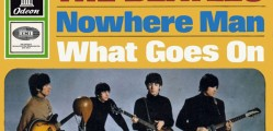 "The Beatles - ""Nowhere Man"""