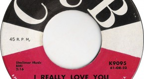 "Before We Was Fab: The Stereos, ""I Really Love You"""