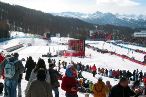 2006 Olympic biathlon venue