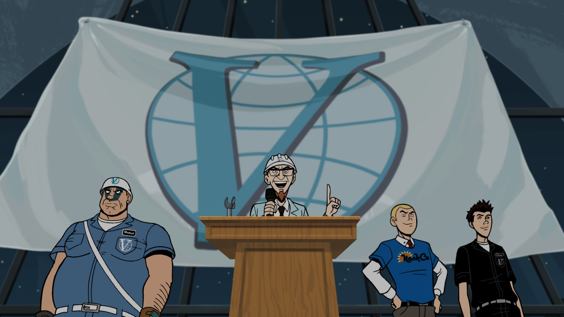 The Venture Bros. screenshot