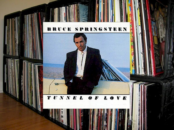 The Vinyl Diaries Bruce Springsteen Quot Tunnel Of Love Quot