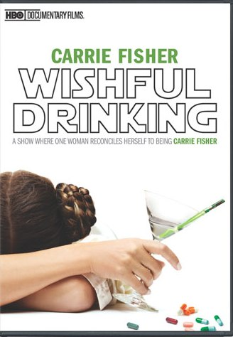 Listen to Wishful Drinking by Carrie Fisher at Audiobooks.com