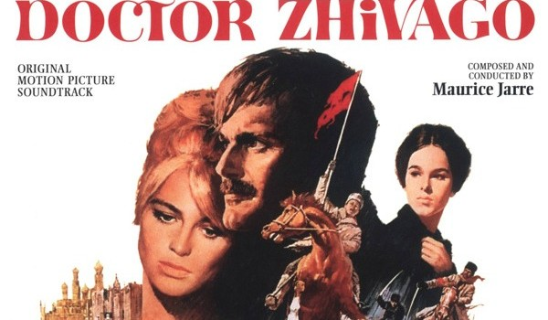 "Cover shot from the 30th anniversary edition of ""Doctor Zhivago"" (Turner Entertainment)"